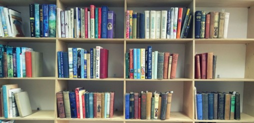 Books in the Elizabeth Treffry Collection